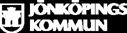 Small jonkopings kommun logotyp vit