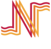 Small nkpg logotyp vittext